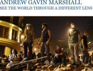 Andrew Gavin Marshall