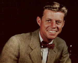 president-kennedy-young