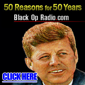 50 Reason for 50 Years - Proof of Conspiracy by BlackOpRadio.com