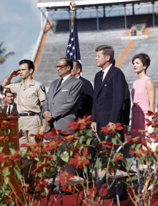 President Kennedy Addresses Brigade 2506, December 29th, 1962