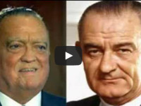 Lyndon Johnson & J. Edgar Hoover