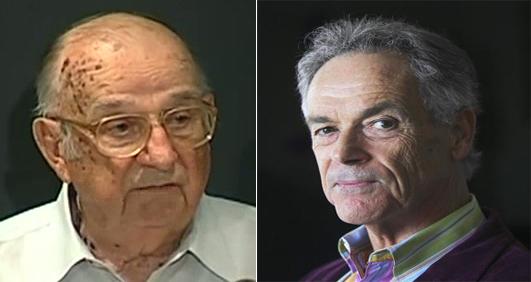 Dino Brugioni & Peter Janney