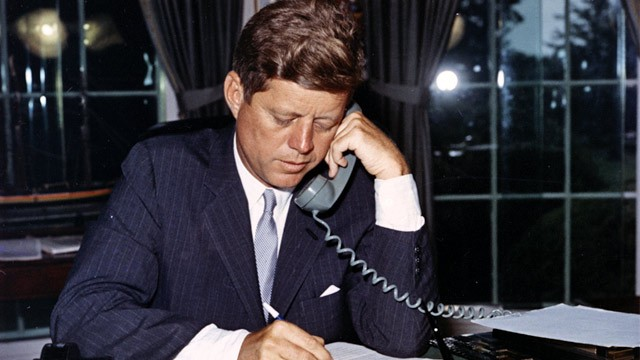 John F Kennedy Cuban Missile Crisis Quotes: The Torch Is Doused: The Kennedys Surrender The Light To