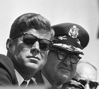 JFK & Curtis LeMay
