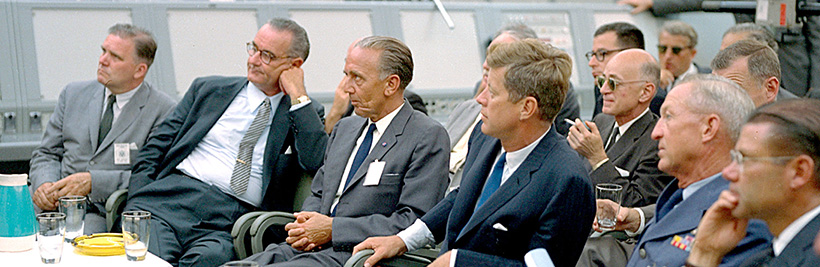 JFK: A Reformed Cold Warrior | Assassination of JFK