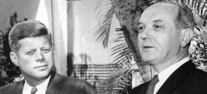 JFK & Dean Rusk