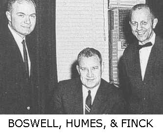 Boswell-Humes-Finck