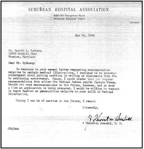 Boswell Letter