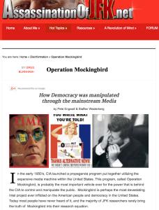 OperationMockingbird