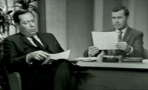 Jim Garrison, Johnny Carson