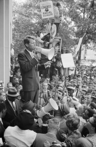 BobbyKennedy_CORE_rally_speech